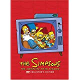 The Simpsons: The Complete Fifth Season (Version fran�aise)by Dan Castellaneta