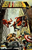 img - for Best of Marvel 1996 book / textbook / text book