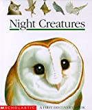 img - for Night Creatures (First Discovery Books) book / textbook / text book