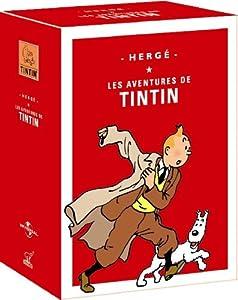 Les Aventures de Tintin, Vols. 6-10