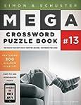 Simon & Schuster Mega Crossword Puzzl...