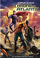 Justice League - Throne Of Atlantis