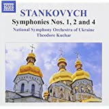 Symphonies Nr 1- 2 & 4