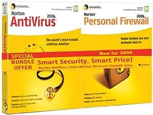 Norton AntiVirus 2004 & Norton Personal Firewall 2004 Bundle