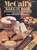 img - for McCall's Bake-It Book book / textbook / text book