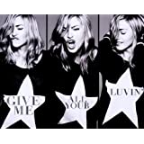 Give Me All Your Luvindi Madonna