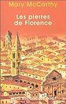 Les pierres de Florence par McCarthy