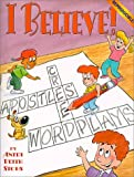 img - for I Believe! Apostles' Creed Wordplays book / textbook / text book