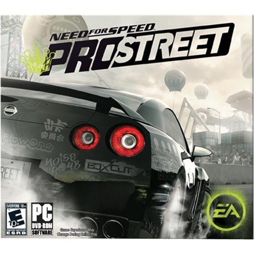 Need For Speed Pro Street – Windows PC DVD