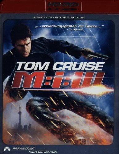 M:I:3 - Mission: Impossible 3 [HD DVD] [Collector's Edition]