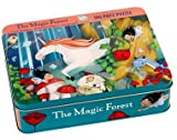 The Magic Forest 100 Piece Puzzle Tin