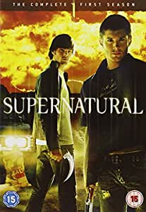 Supernatural - The Complete First Season [DVD] [2006]