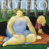 Botero 2005 Calendar (0789311054) by Botero, Fernando