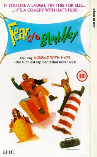 Fear of a Black Hat [VHS] [Import]