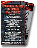 World War II: Campaigns in the Pacific [VHS] [Import]