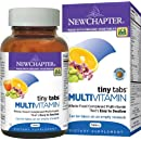 New Chapter Tiny Tabs Multivitamin, 192 Tablets