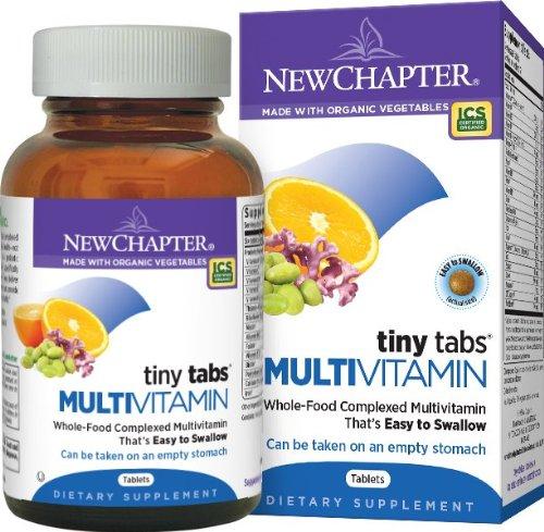 New Chapter 综合营养素 192粒图片
