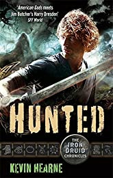 Hunted (Iron Druid Chronicles)