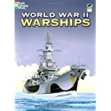 World War II Warships (Dover Coloring Books)by John Batchelor