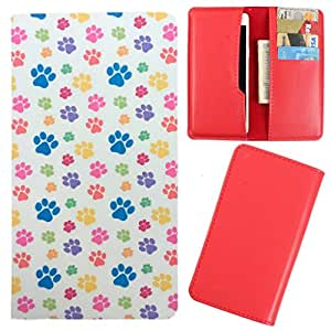 DooDa - For InFocus M530 PU Leather Designer Fashionable Fancy Case Cover Pouch With Card & Cash Slots & Smooth Inner Velvet