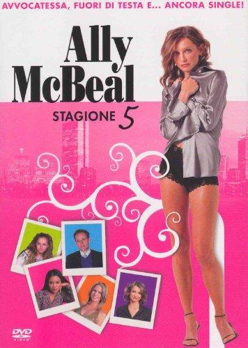 ally mcbeal - season 05 (6 Dvd) Italian Import