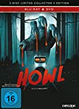 Howl (Mediabook + DVD) [Limited Collector's Edition][2 Blu-rays] [Limited Edition]