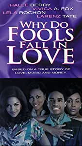 Why Do Fools Fall in Love [VHS]