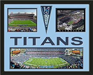 Tennessee Titans LP Stadium Panoramic Framed With Different Views-Awesome &... by Art and More, Davenport, IA