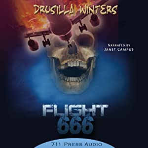 Flight 666 (Moment of Death Book 1) Audiobook