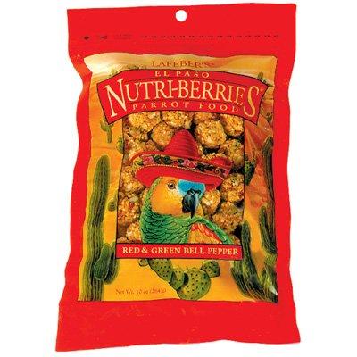 Image of El Paso Nutri-berries Parrot 20 Lb. (B008K0QRU4)