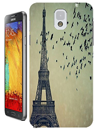 beautiful eiffel tower paris fashion cell phone cases design for samsung galaxy note 3 no 4. Black Bedroom Furniture Sets. Home Design Ideas