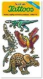 Dinos / Dinosaurier Tattoos von Lutz Mauder // Kinder Kindertattoo Tatoo Tatto Kindergeburtstag Geburtstag Mitgebsel Geschenk