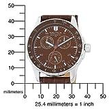 Nautica Men's N09550G Windseeker Multi-Function Watch