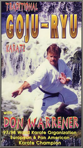 Traditional Goju-Ryu Karate [VHS]