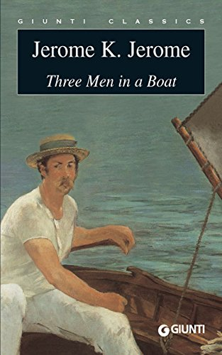 critical appreciation three men in a boat Three men in a boat, a play based on jerome k jerome's 1889 british travelogue, is a funny and cleverly composed story about three rich friends , jay, george and harris, who decide to make an exciting change in their boring, unproductive lives they decide to go for a boat trip on the river thames.