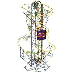 KNEX Atomic Coaster
