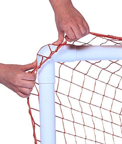 Park & Sun Orange Bungee Slip Net, 12' x 6' x 4'