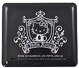 ノナカ B♭クラリネット用 プラスチック製リードケース サンリオキャラクターズ 『ハローキティ』 12枚用 カラー:ブラック