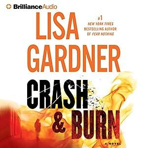 Crash & Burn Audiobook