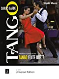 img - for Tango Flute Duets (World Music) book / textbook / text book