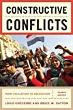 Constructive Conflicts: From Escalation to Resolution