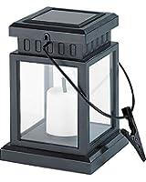 Lunartec - Lanterne solaire à LED ''Asia''