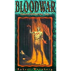Blood War (Masquerade of the Red Death #1) by Robert Weinberg