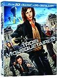 The Three Musketeers [Blu-ray 3D + Blu-ray + DVD + Digital Copy]