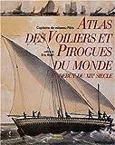 echange, troc Amiral Paris - Atlas, des voiliers et pirogues du monde