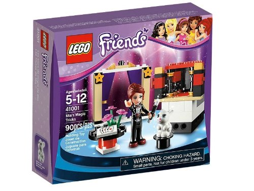 LEGO Friends Mia Magic Tricks 41001 - 1