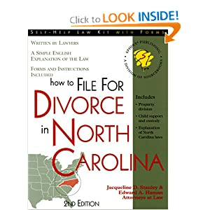 How To File For Divorce In Nc - QwickStep Answers Search Engine
