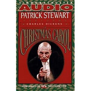 A Christmas Carol - Charles Dickens (Read by Patrick Stewart)