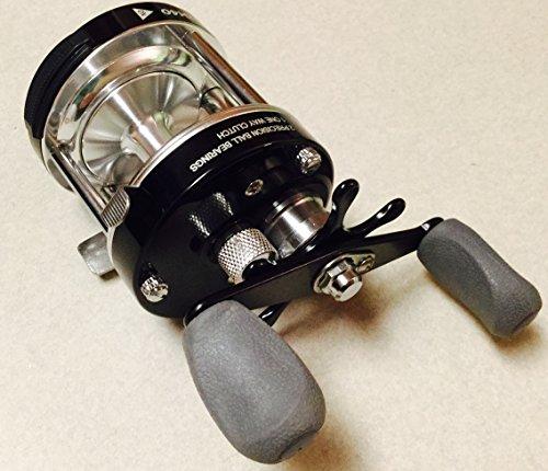Fishlander reels ming yang czh40 3bb baitcast reel for Musky fishing reels