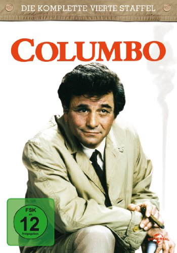 Columbo - Staffel 4 [3 DVDs]